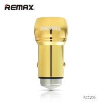 شارژر فندکی دو پورت ریمکس Remax Car Charger RCC205