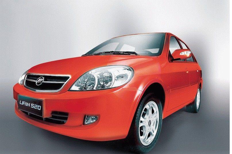 خودروی لیفان 520
